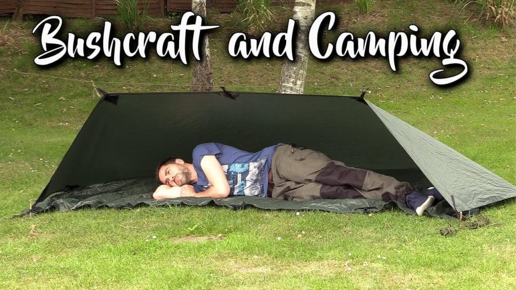 5 Tarp Shelters for Camping
