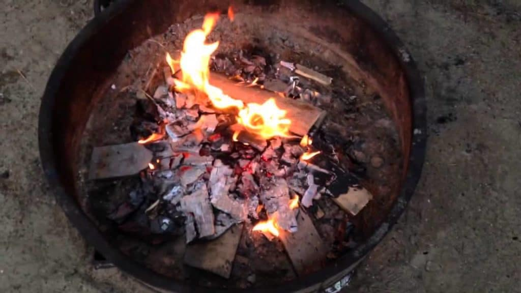 How To Make Baked Potatoes In A Campfire – Campfire Meal