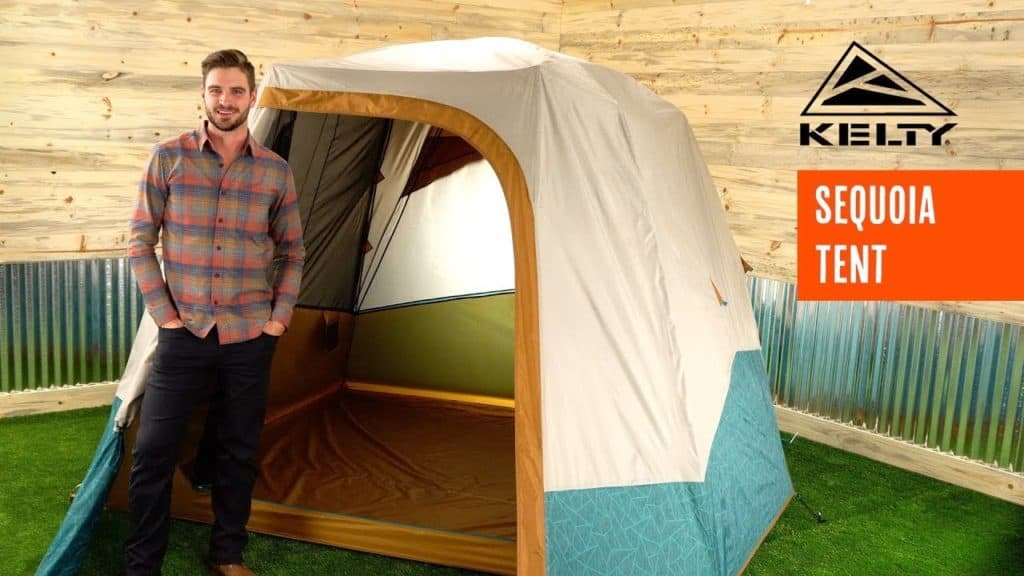 Kelty Sequoia Family Tents – New for 2018