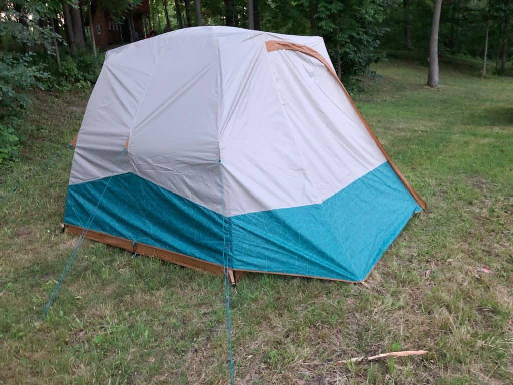 Kelty Sequoia Tent Review