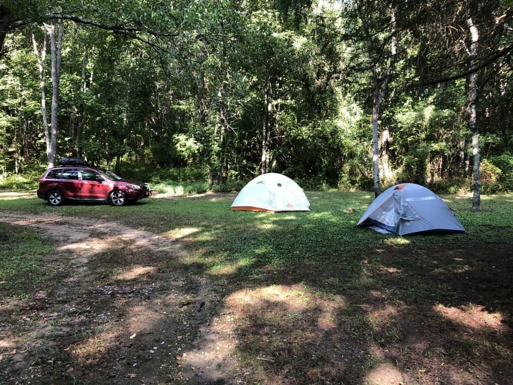 Campground Review – Fredericksburg Virginia KOA