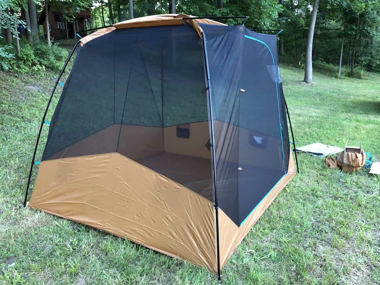 Kelty Sequoia 4 Tent