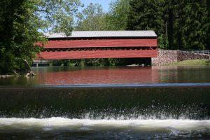 Sach's Covered Bridge - Gettysburg