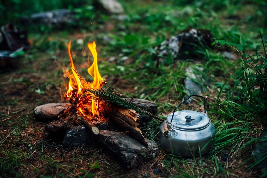 Get Away From The Crowds With Dispersed Camping