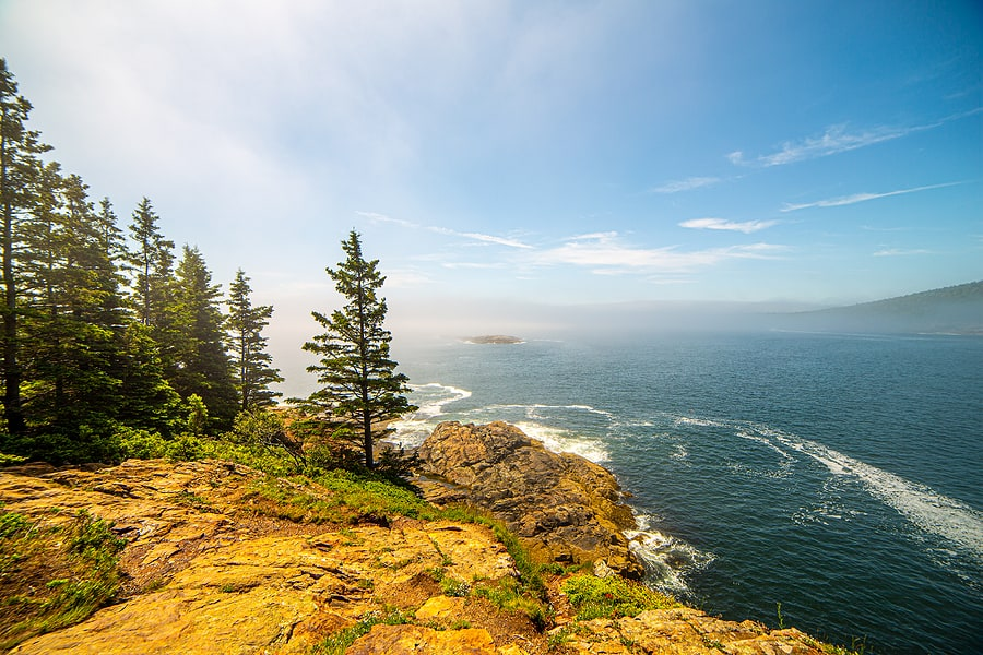 5 Places to Enjoy Camping In Maine